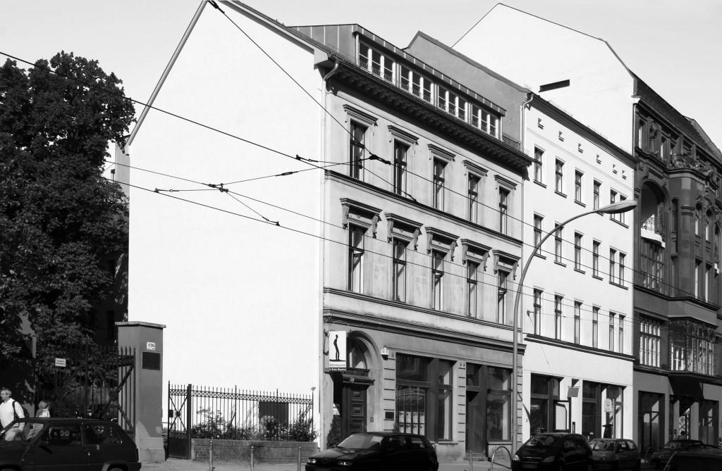 Literaturforum im Brecht-Haus Aussenansicht