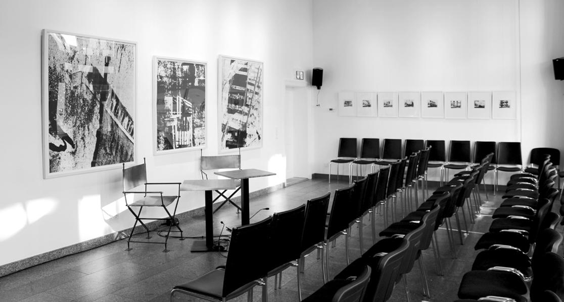 Veranstaltungssaal Literaturforum Brecht-Haus